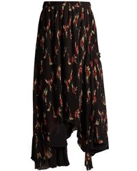 Isabel Marant | Wilny Pleated Skirt | Lyst