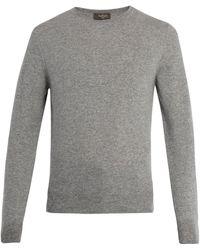 Berluti - Crew-neck Cashmere Sweater - Lyst