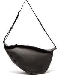 The Row - Slouchy Banana Leather Cross Body Bag - Lyst