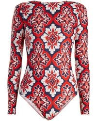 LaDoubleJ - Palazzo Rosso Paddle Suit - Lyst