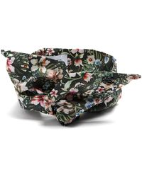 Maison Michel - Calie Hawaii-print Headband - Lyst