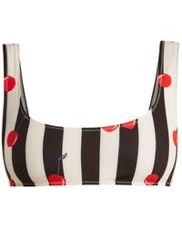 Solid & Striped - The Elle Top - Lyst