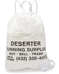 Satisfy - The Gym Bag Printed Backpack - Lyst
