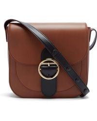JOSEPH - Knight Leather Cross Body Bag - Lyst