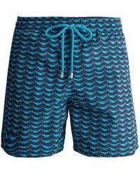 Vilebrequin - Poissons Hamac-print Swim Shorts - Lyst