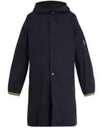 Marni - Hooded Cotton Parka - Lyst