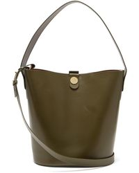 Sophie Hulme - Swing Leather Bucket Bag - Lyst