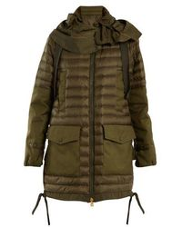Moncler - Cyanite Quilted Down Jacket - Lyst