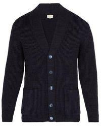 ARJE - Formentera Wool Blend Cardigan - Lyst