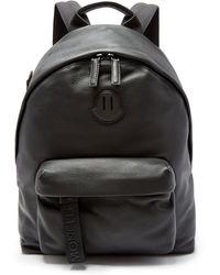 f26e30fab372 Lyst - Prada Nylon Patch Backpack in Black for Men
