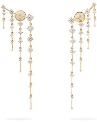 Fernando Jorge - Multi Sequence 18kt Gold & Diamond Earrings - Lyst