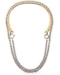 Charlotte Chesnais - Briska Silver & Gold-plated Necklace - Lyst