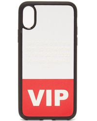 Maison Margiela - Vip Printed Iphone® X Phone Case - Lyst