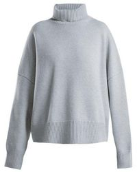Nili Lotan - Serinda Roll-neck Wool And Cashmere-blend Jumper - Lyst