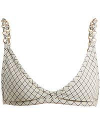 Made By Dawn - Linx Triangle Bikini Top - Lyst