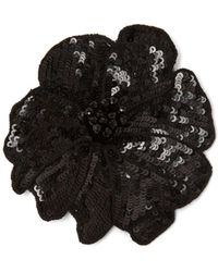 Racil - Sequin And Bead Embroidered Flower Brooch - Lyst