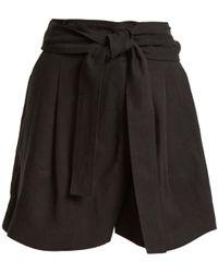 Apiece Apart - Baja High-waist Shorts - Lyst