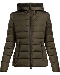 Moncler - Tetras Quilted Down Jacket - Lyst