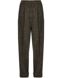 Trademark | Donegal Tweed Trousers | Lyst