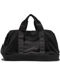 1de7fa4844 Adidas By Stella Mccartney Small Gym Bag - Black gunmetal in Black ...
