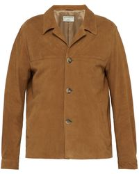 Éditions MR - Safari Suede Jacket - Lyst
