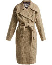 Vivienne Westwood - Wilma Belt-fastening Wool Coat - Lyst