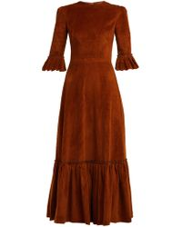 6969c025c2f52 Trina Turk Festival Folkloric Knit Covers Long Swim Cover Up Maxi ...