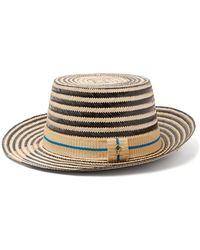 Yosuzi - Mateo Straw Hat - Lyst