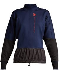 adidas By Stella McCartney - Training Contrast Panel Performance Jacket - Lyst
