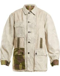 MYAR - 1990s Fij91 Finnish Cotton Jacket - Lyst