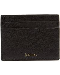 Paul Smith - Two-tone Leather Cardholder - Lyst