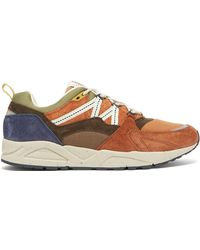 Karhu - Ruska Fusion Panelled Suede Trainers - Lyst