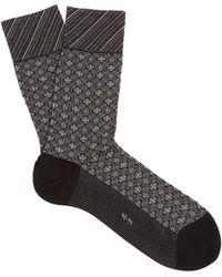 Falke - Assisi Cotton-blend Socks - Lyst