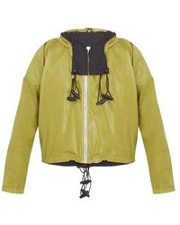 Cottweiler - Layered Shell Hooded Jacket - Lyst