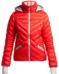 Toni Sailer - Clementine Quilted Ski Jacket - Lyst