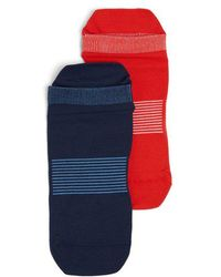 adidas By Stella McCartney - Set Of Two Ankle Running Socks - Lyst