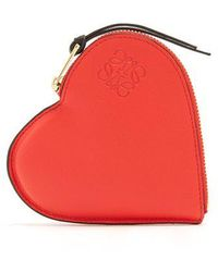 Loewe - Cookie Heart Coin Purse - Lyst