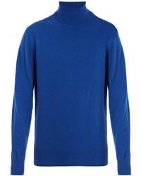 Raey - Cashmere Roll Neck - Lyst