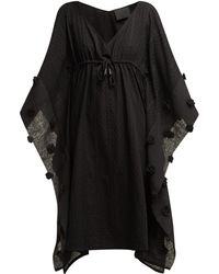 LOVE Binetti - Surger Girl Fil Coupé Kaftan - Lyst
