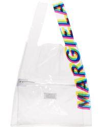 Maison Margiela - Transparent Shopping Bag - Lyst