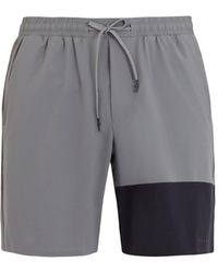 Falke - Challenger Stretch-shell Running Shorts - Lyst