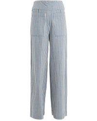 Ace & Jig - Davis Striped Wide-leg Trousers - Lyst
