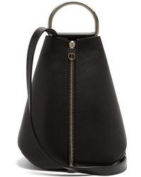 Proenza Schouler - Vertical Zip Leather Backpack - Lyst