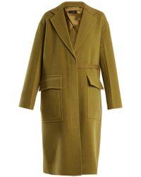 JOSEPH - Silla Double-faced Wool Blend Coat - Lyst