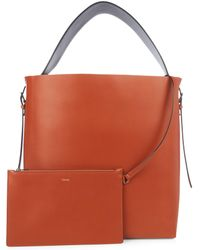 Valextra - Smooth-leather Tote - Lyst