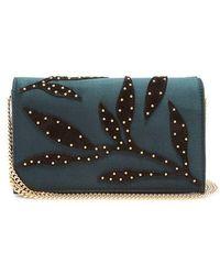 Diane von Furstenberg - Soirée Embellished Cross-body Bag - Lyst