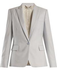 Stella McCartney - Ingrid Single-breasted Wool Jacket - Lyst