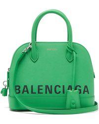 Balenciaga - Ville Top Handle S Bag - Lyst