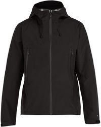 The Upside - All-weather Waterproof Hooded Jacket - Lyst