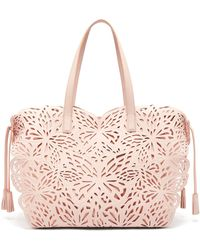 Sophia Webster - Laser Cut Tote Bag - Lyst